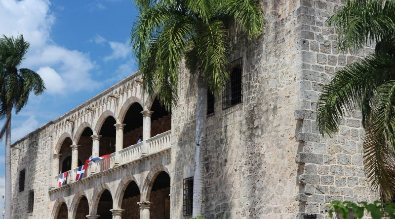 Santo Domingo is the perfect transportation to the past