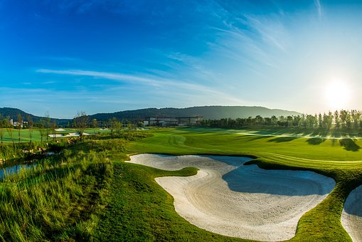 golf courses in Murcia Spain