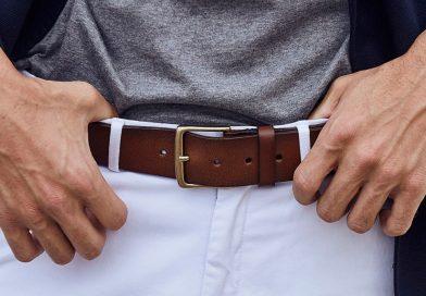 Cinturones para hombre de Blue Hole – Una buena elección